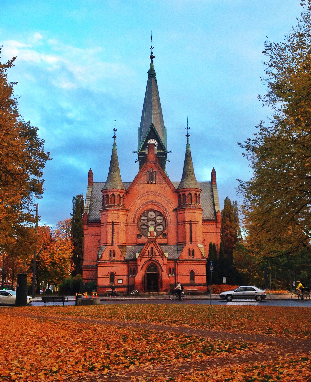 Sagene kirke høst